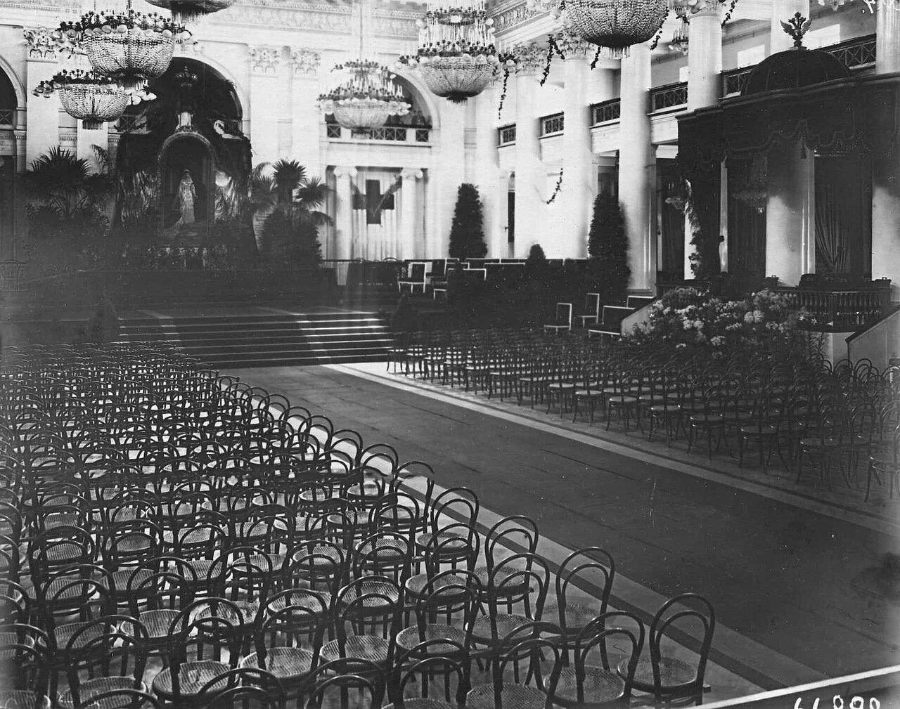 06. Зал Дворянского собрания. 1913
