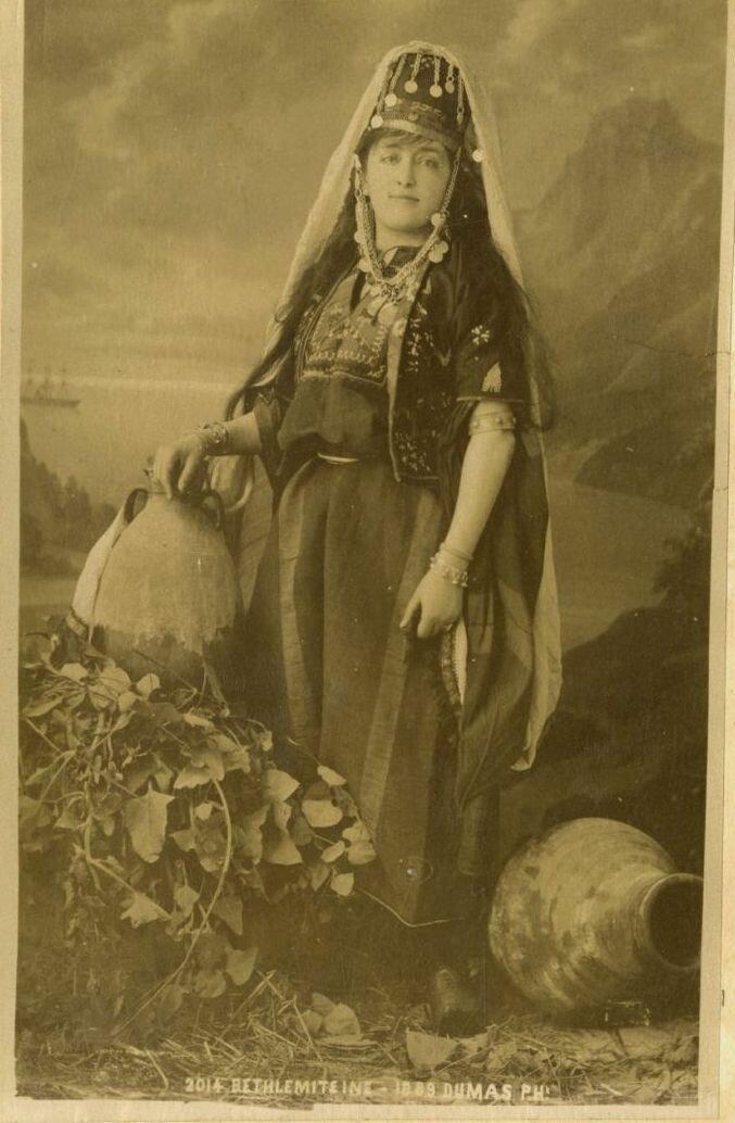 Женщина из Вифлеема