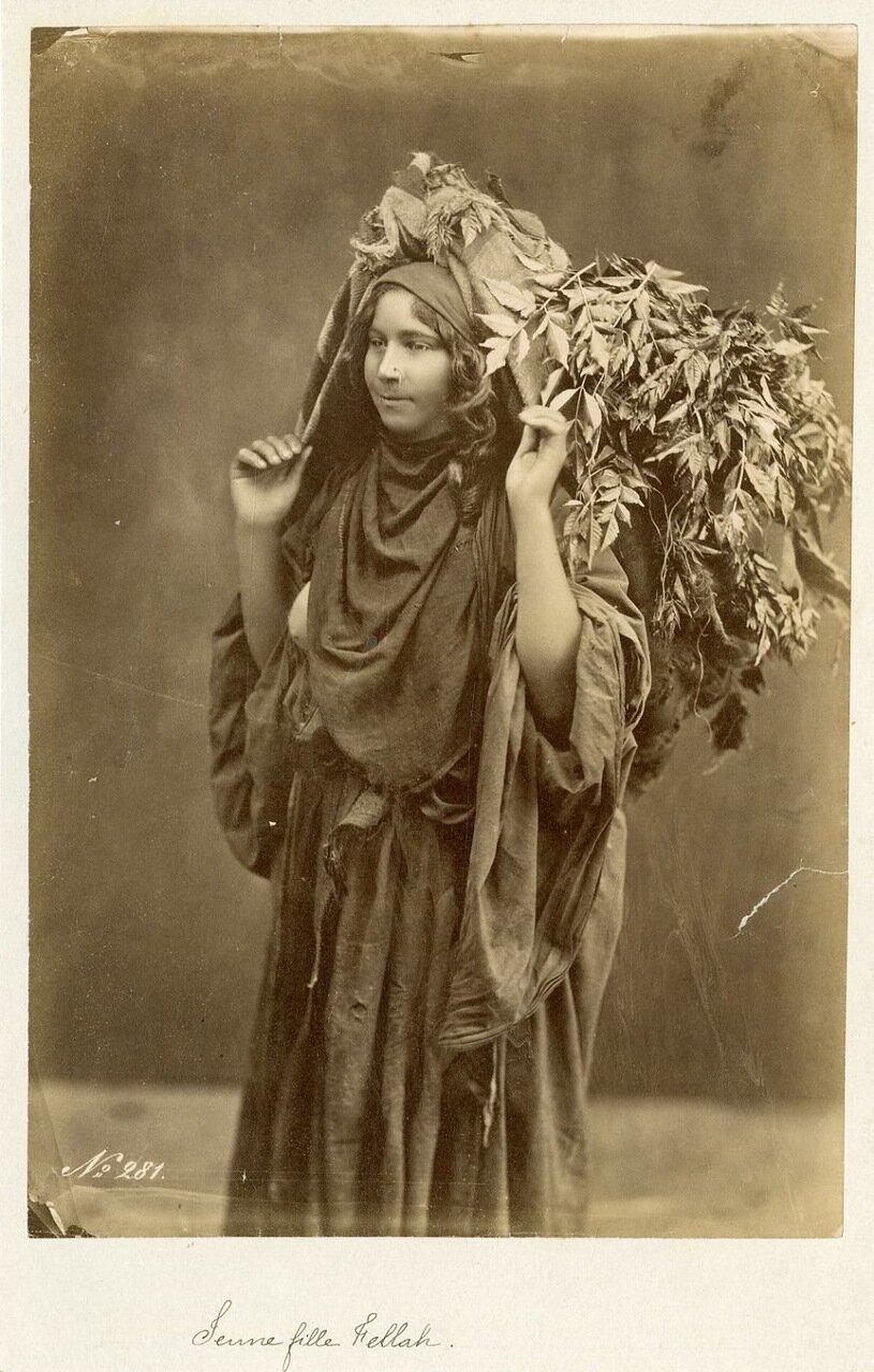 Девушка феллах