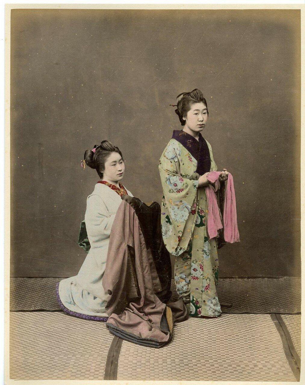 Японские дамы