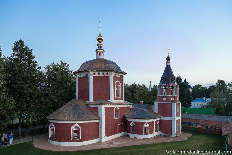 Успенская церковь «на княжьем дворе»