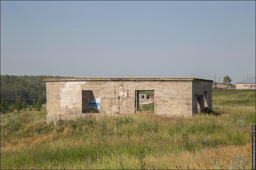 Прохорово-Баландинский мраморный карьер