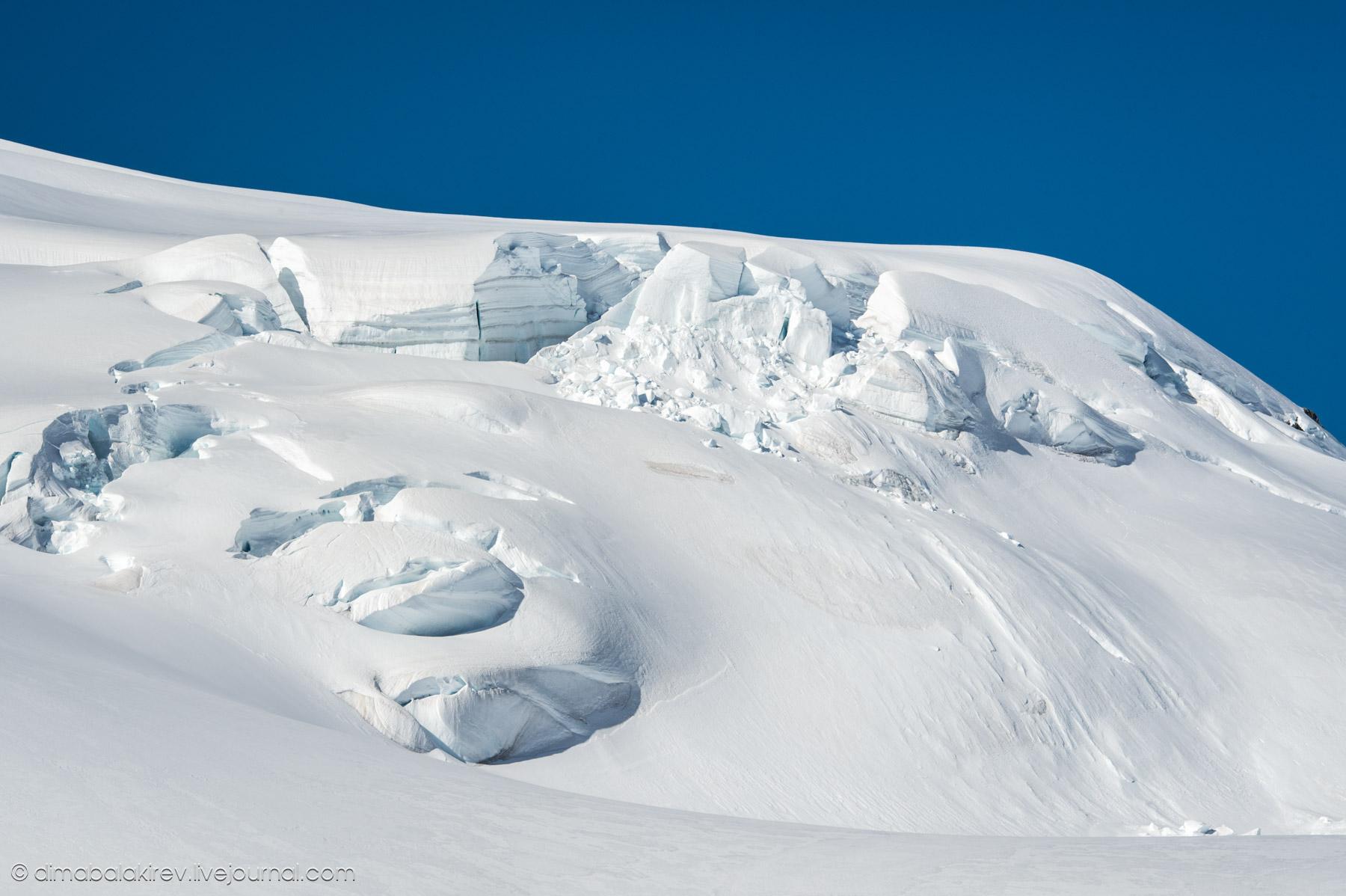 Ледник Франса-Иосифа, гора Кука