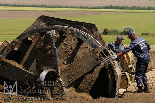 Украина копает 300 километровый ров на границе с Молдовой