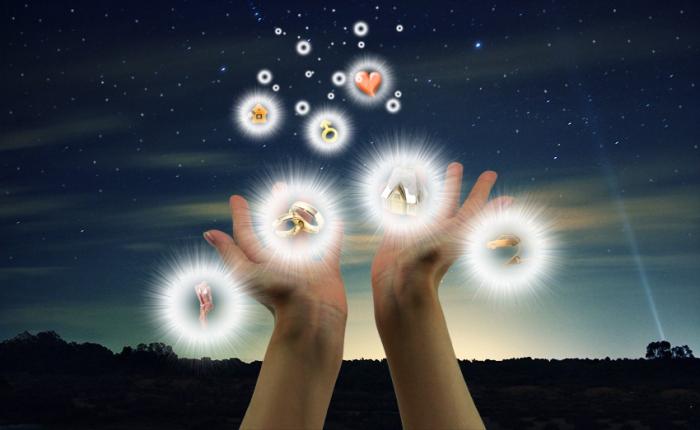 Наши мысли материализуются, или как осуществить мечту