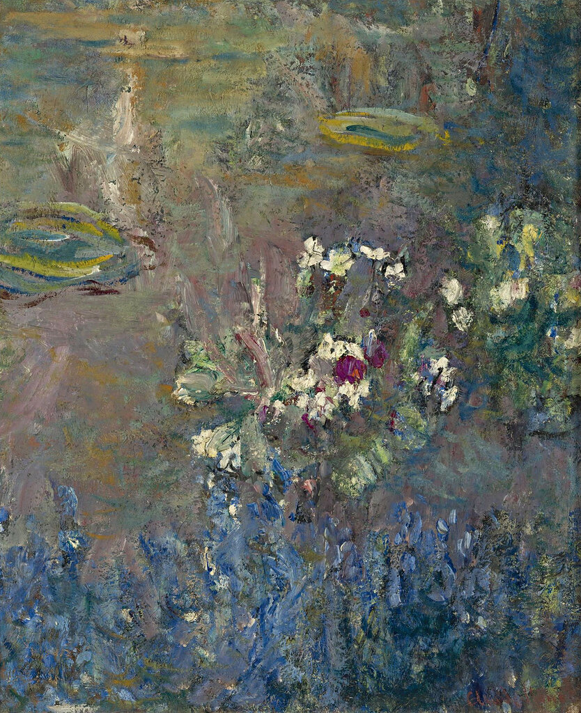 Claude Monet - The Waterlilies, 1918.jpeg