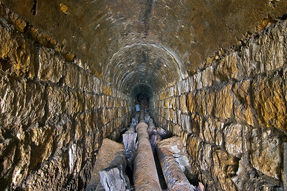 Белокаменный тоннель