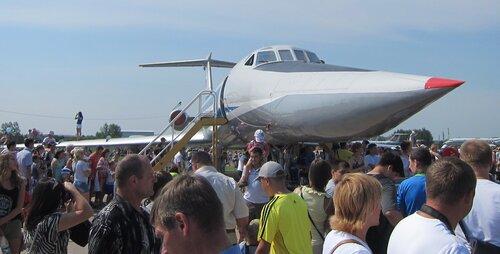 Ту-134УБЛ / Челябинск