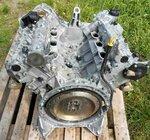 Двигатель M 272.960 3.5 л, 272 л/с на MERCEDES-BENZ. Гарантия. Из ЕС.