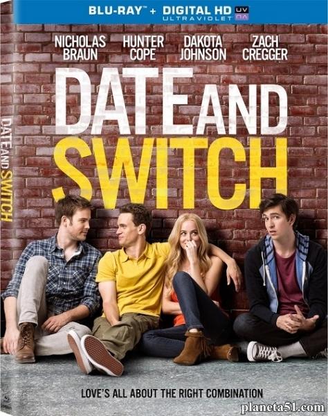 Мой друг – гей / Date and Switch (2013/HDRip/BDRip)