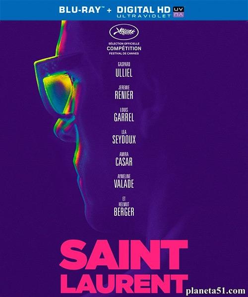 Сен-Лоран. Стиль – это я / Saint Laurent (2014/BDRip/HDRip)
