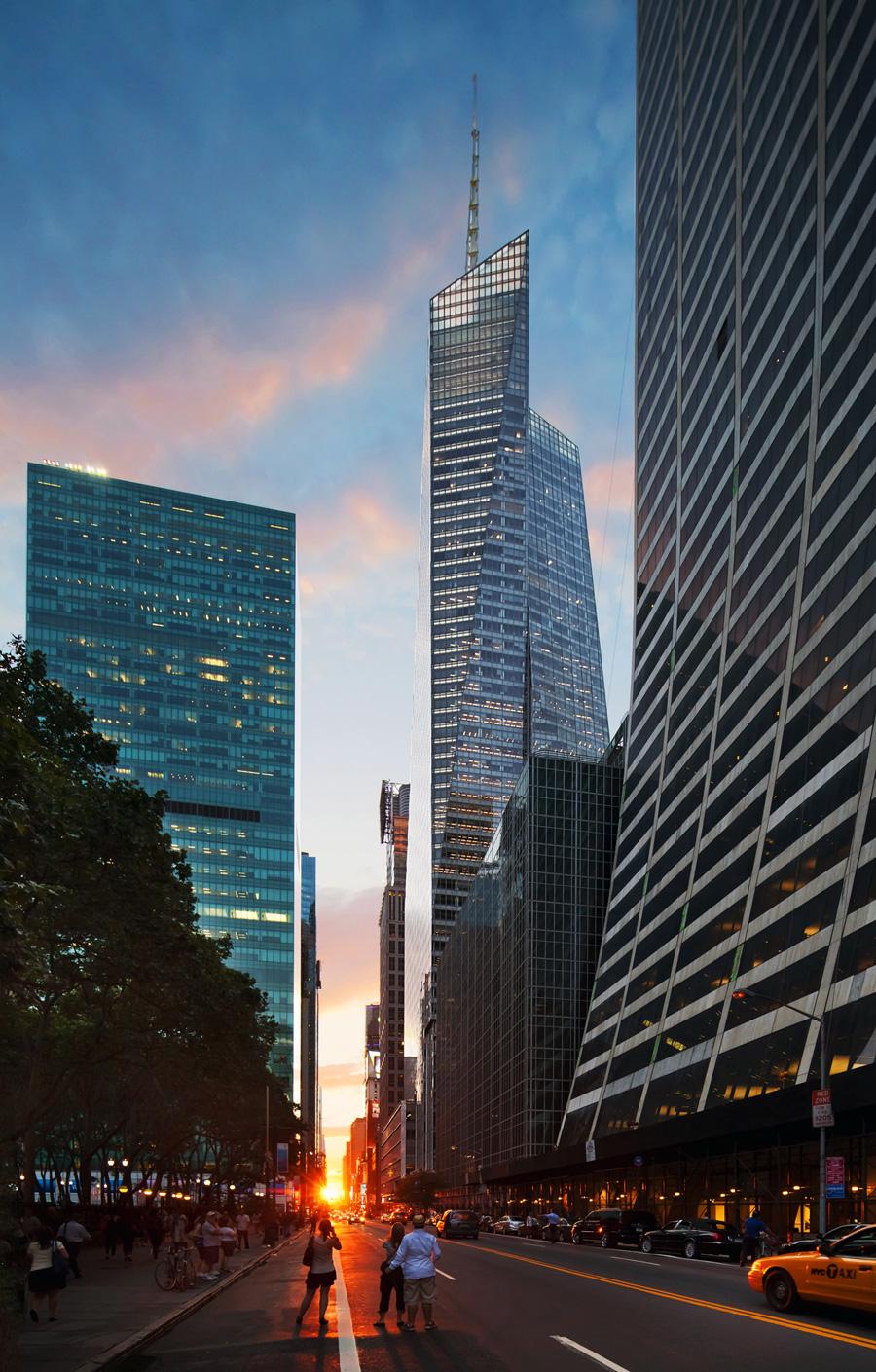 12 Фото: Cook+Fox Architects Стоимость : $1,000,000,000 Город : Нью-Йорк (США) Высота : 365 метров Э