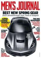 Журнал Men's Journal №3 (март), 2013 / US