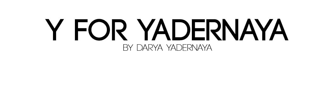 Y For Yadernaya