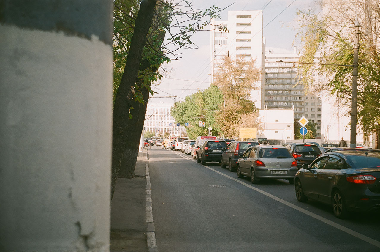 Мытная улица. Снато Смена 8м