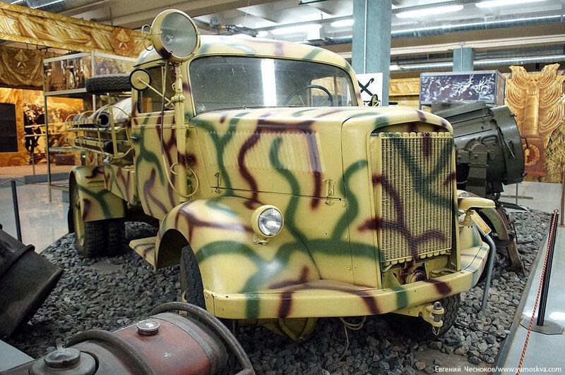 Весна. Моторы войны. Opel Blitz. 09.05.14.02..jpg