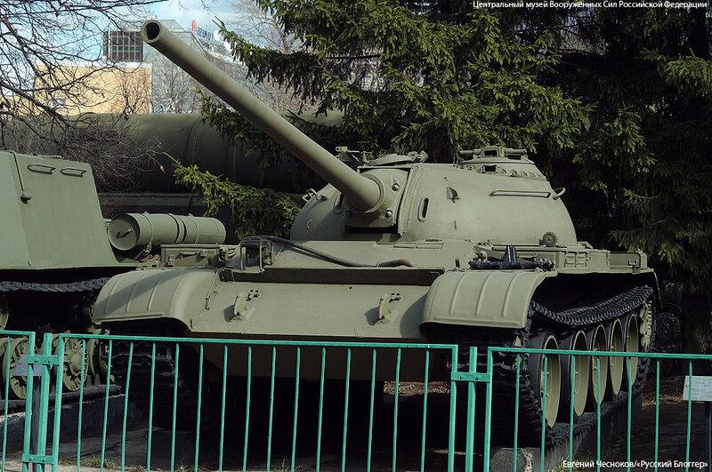 75. Музей ВС. 22.04.15.40.средний танк Т-54. 1951..jpg
