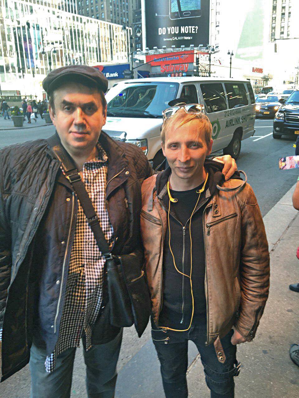 Нью-Йорк, 11 апреля 2015