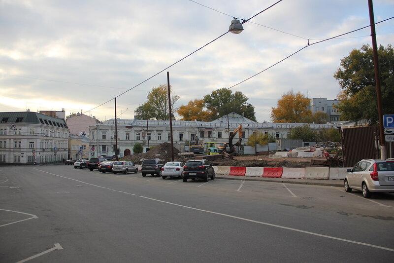 Хитровская площадь. 07.10.2014