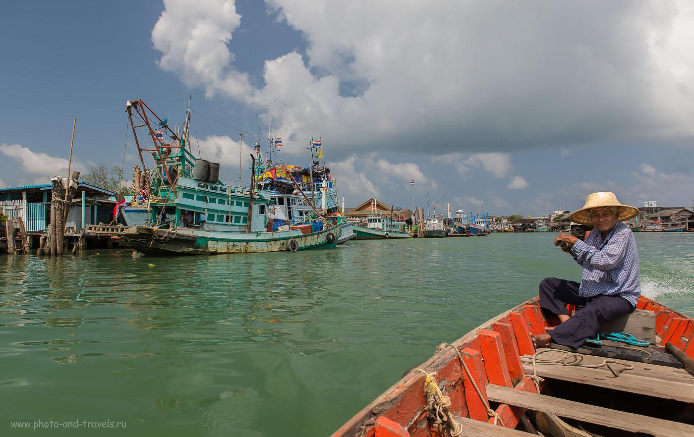 Фото 13. На дикой экскурсии по рыбацкой деревне и каналам в окрестностях города Чумпхон. Отзывы туристов об интересных местах в Таиланде