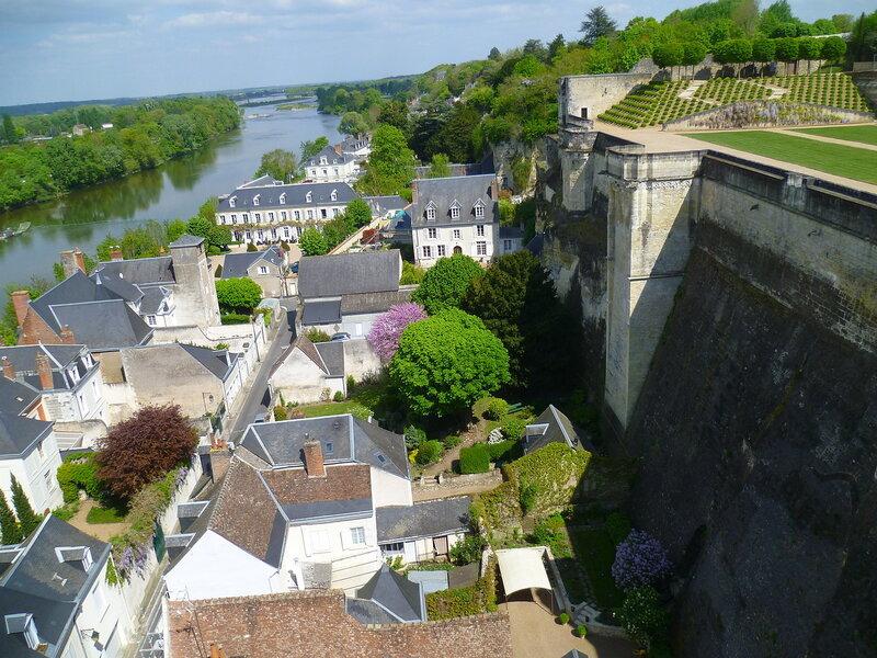 Франция, город Амбуаз (France, Amboise)
