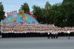 """На празднике  в честь Дня города """"Владикавказ"""""""