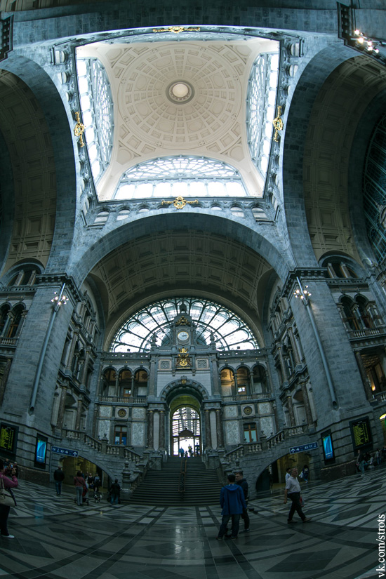 Антверпен