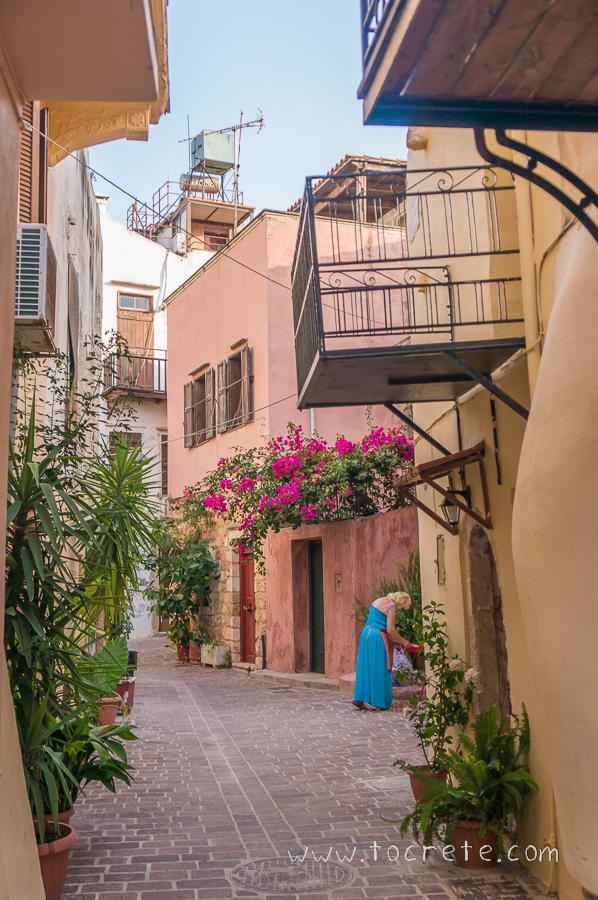 Улочки Старого Города Хания | Old Town Chania
