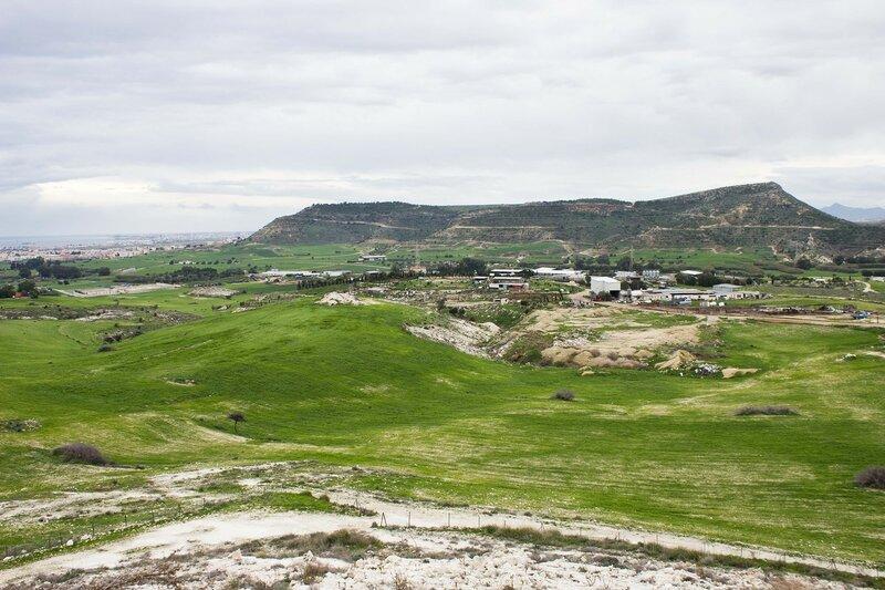 холм над Ороклином