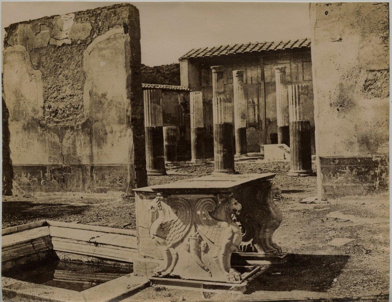 1870. Дом Мелеагра