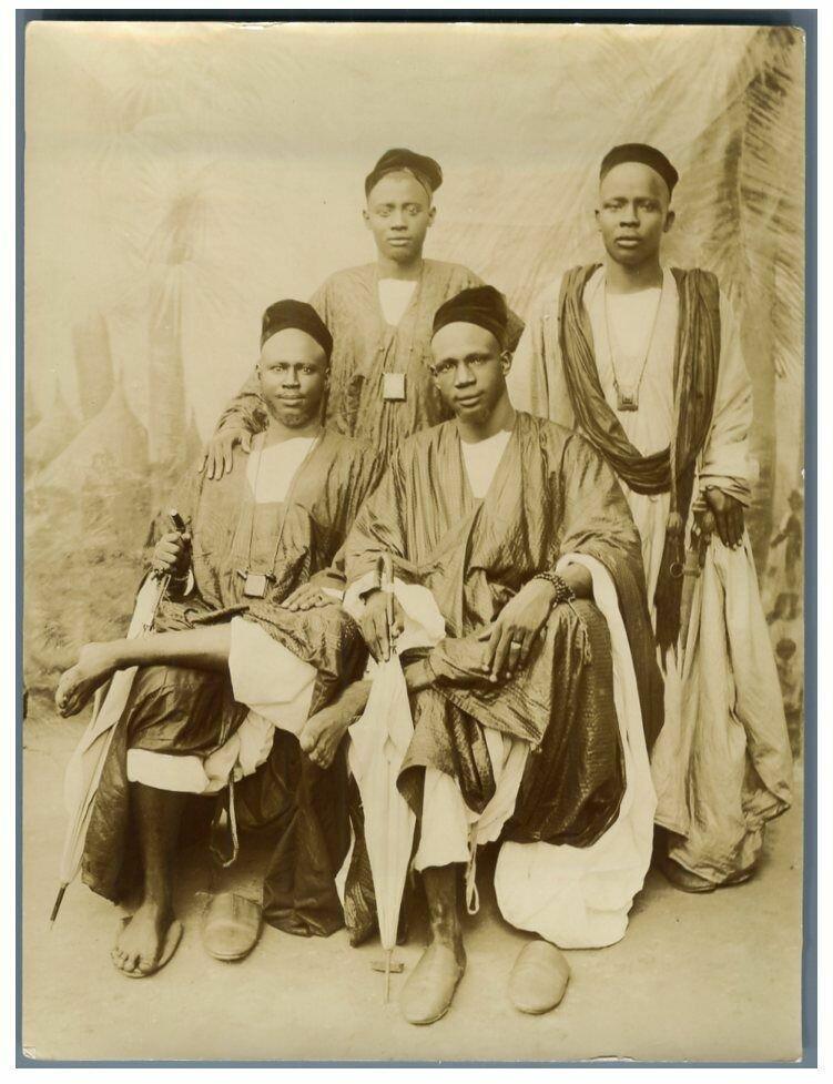 Подрядчики из  Сен-Луи. 1895