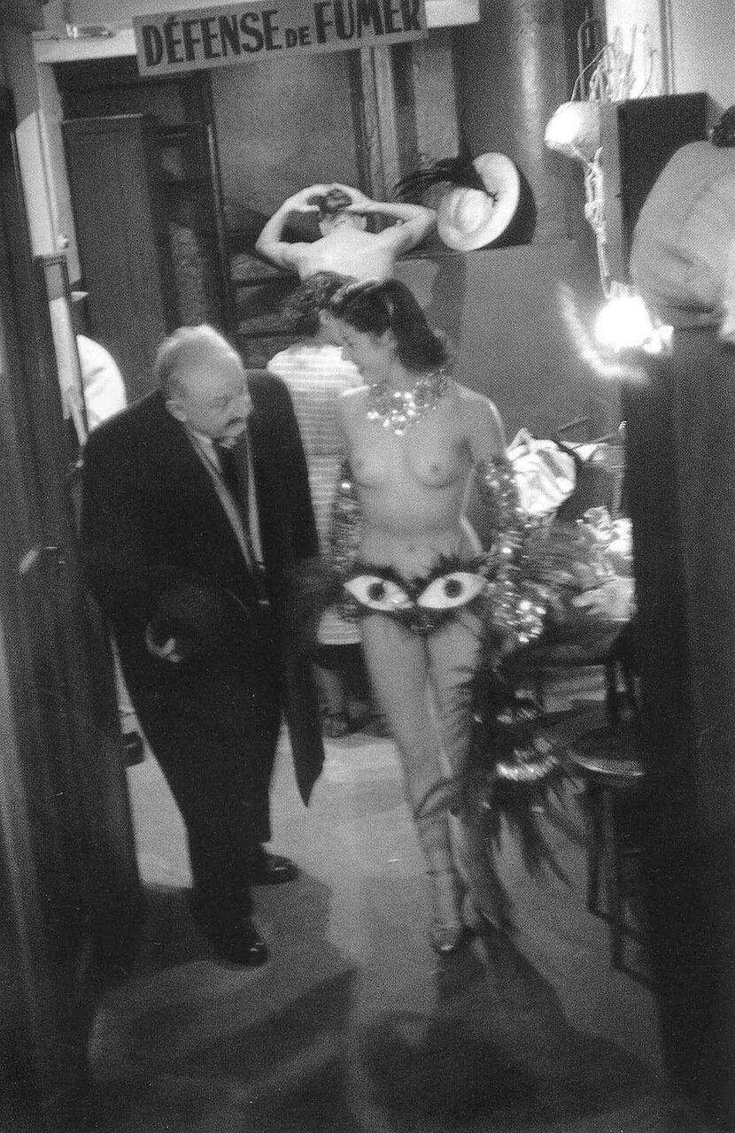 1952. Дань уважения. «Консер-Майоль»