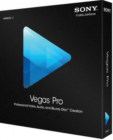SONY Vegas Pro 13.0 Build 453 [x64] (2014) PC | RePack by D!akov