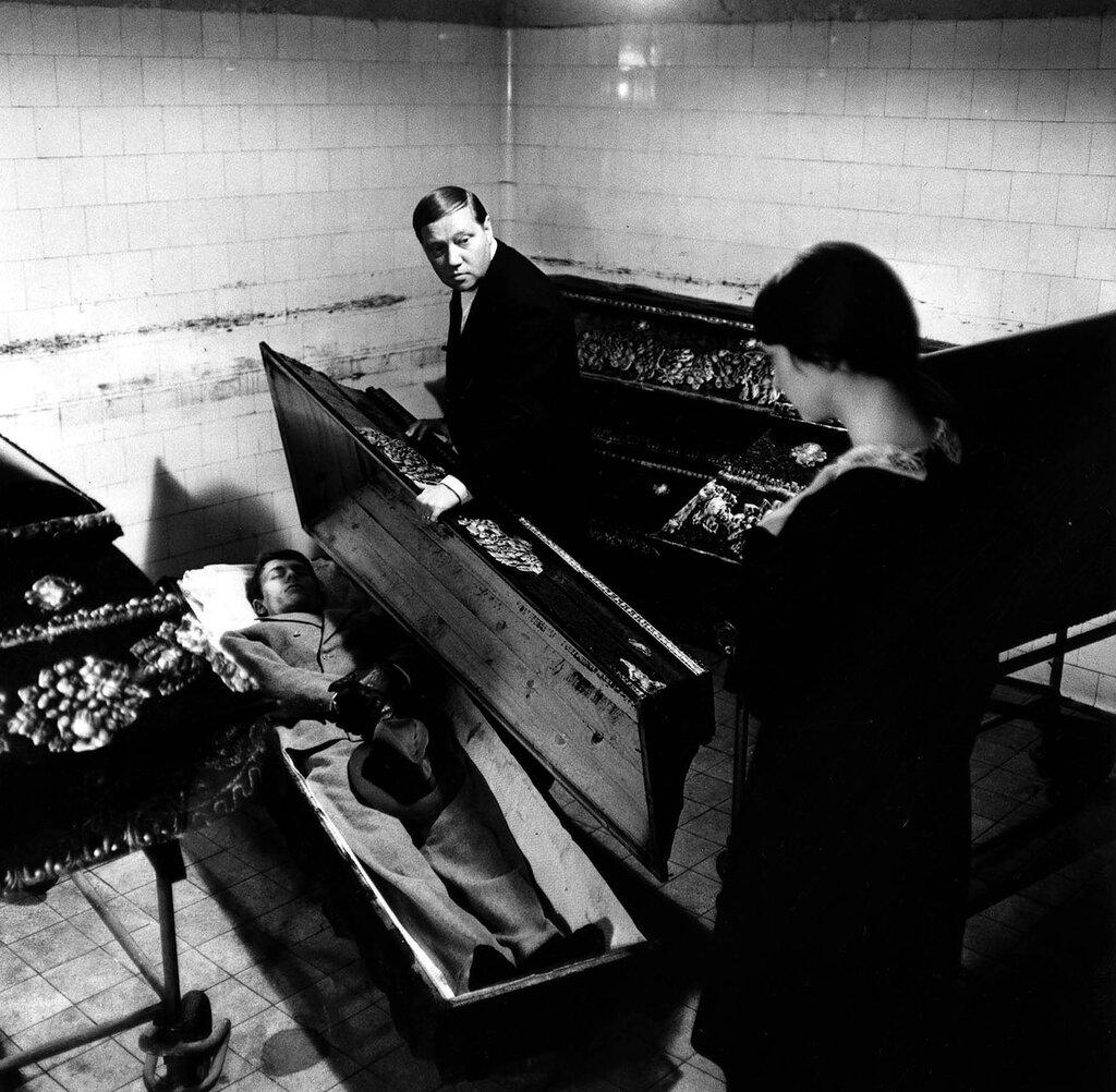 Spalovac mrtvol (Сжигатель трупов), 1968.