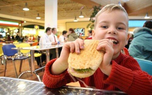 Как бороться с детским ожирением