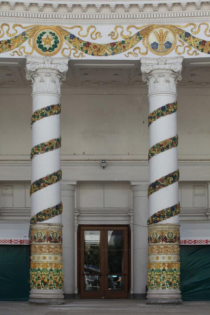 ВДНХ, павильон Белорусия