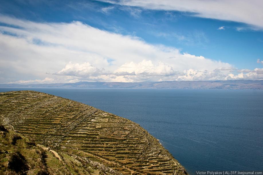 Остров Солнца. Озеро Титикака