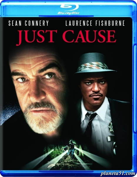 Правое дело / Just Cause (1995/BDRip)