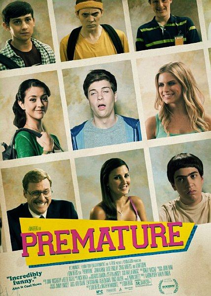 ����. �� ���� / Premature (2014/WEB-DL 1080p/WEB-DLRip)