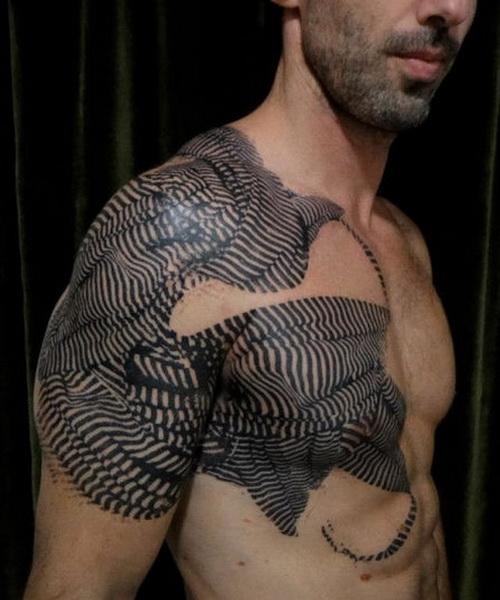 Классные татуировки на плечах и предплечьях рук 0 10ff6d 5a1f8185 orig