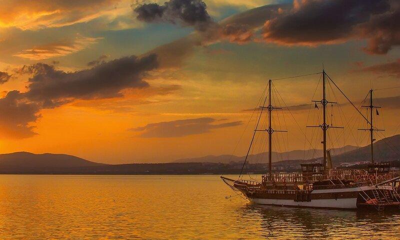 Черноморский закат