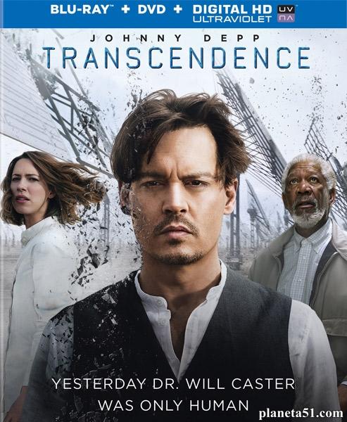 Превосходство / Transcendence (2014/BDRip/HDRip)