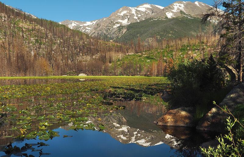 "Роки Маунтэйнс. National park "" Rocky Mountains"""