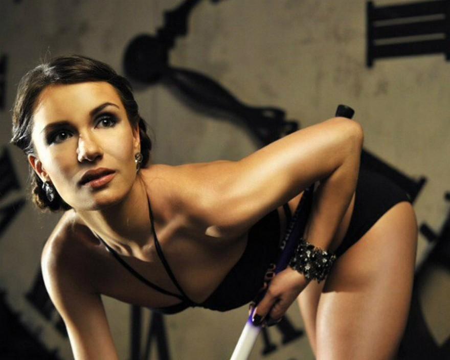 14 самых сексуальных спортсменок России (27 фото)