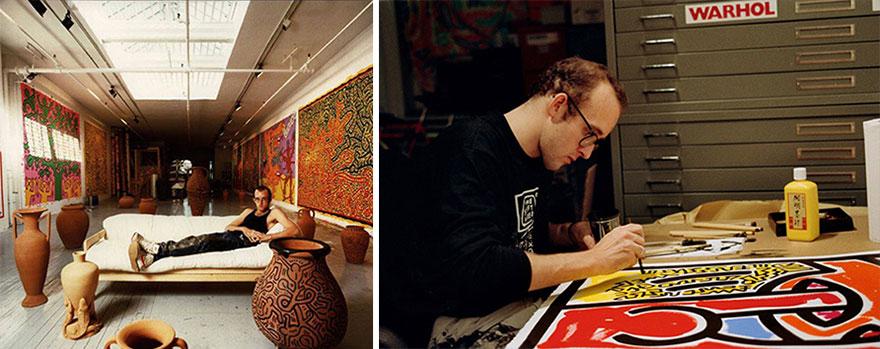 65. Кит Харинг (Keith Haring)
