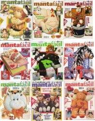 Журнал MantaFacil №1-8, 10-14, 18, 22, 24, 26, 35 (2001-2008)