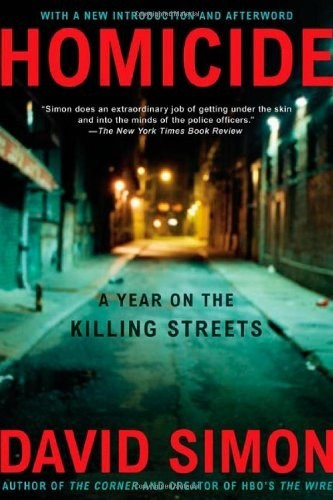 Книга Homicide: A Year On The Killing Streets