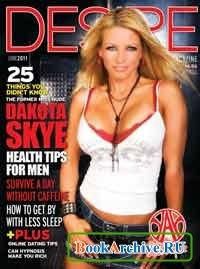 Журнал Desire Magazine - June/2011.