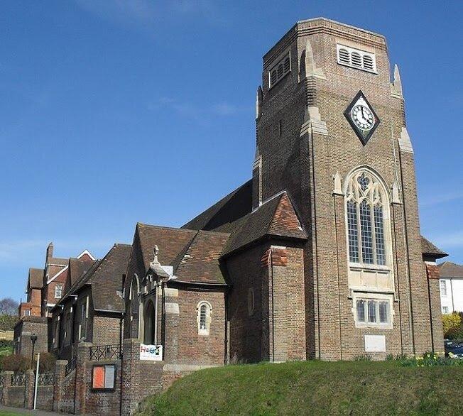 Церковь св. Этельбурги в Сент-Леонардс-он-Си, Восточный Сассекс