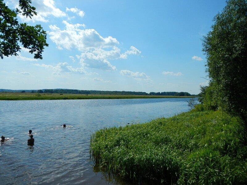 Чёрное озеро, Киров